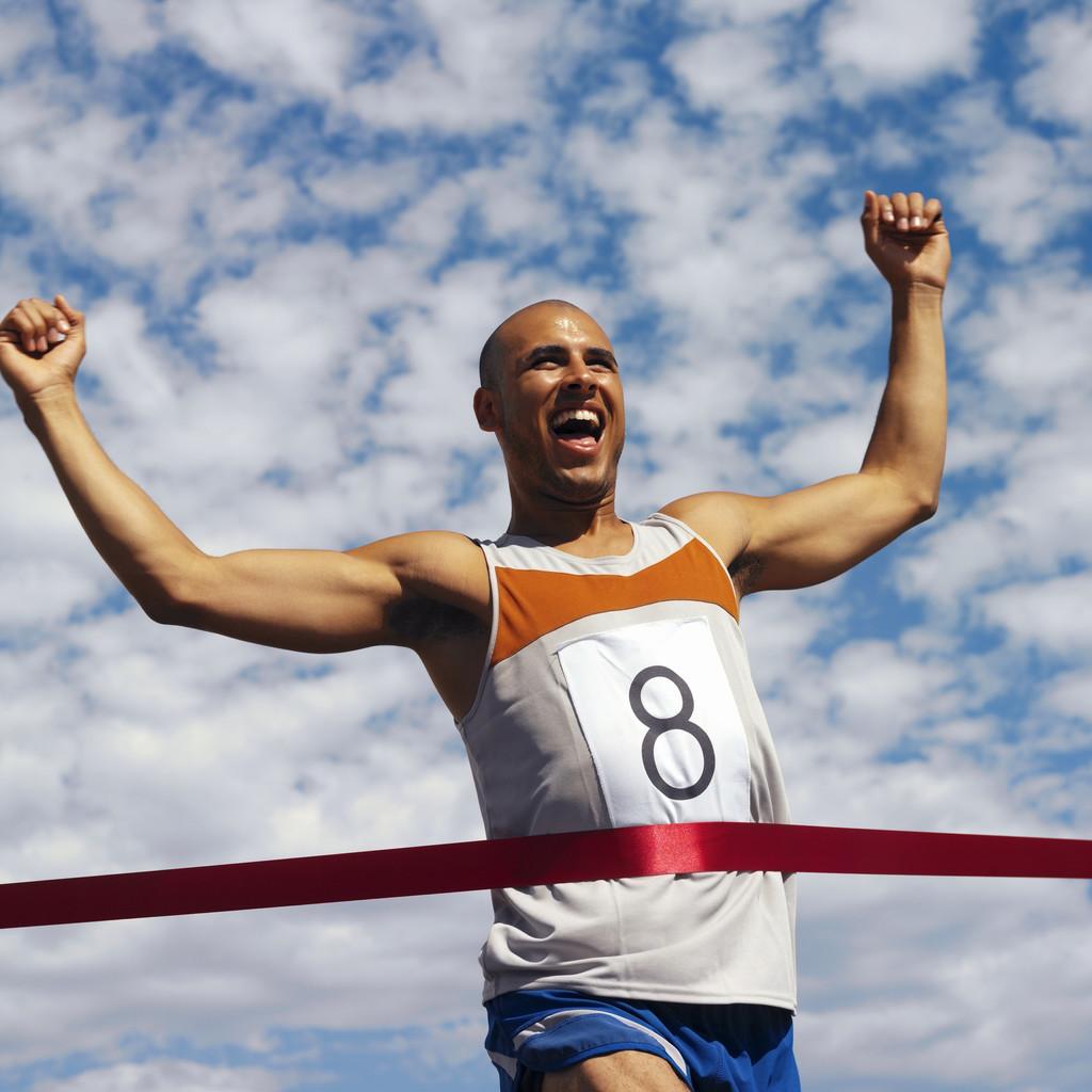 Kết quả hình ảnh cho running to finish line