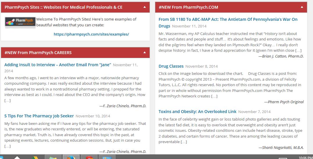 Host Continuing Education Online Pharmpsych Sites border=